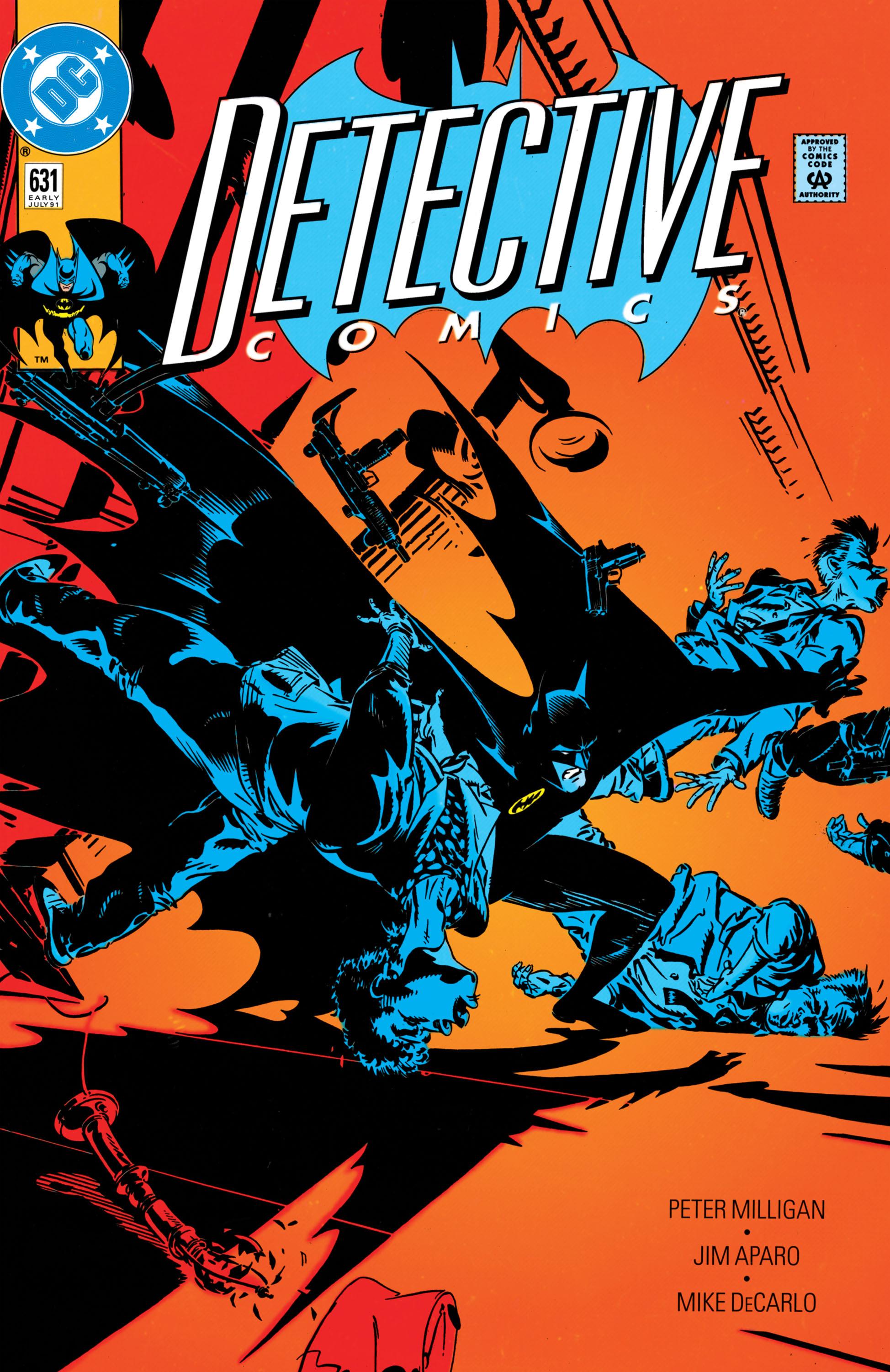 Detective Comics (1937) 631 Page 1
