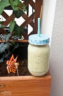 Recette smoothie pomme kiwi banane