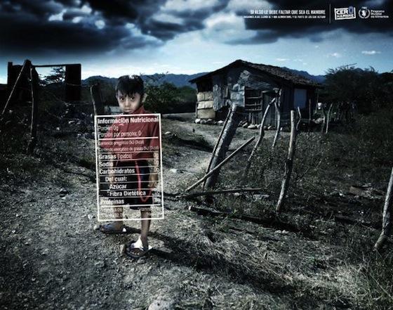 Hunger childrens