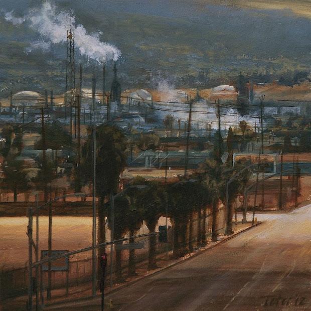 avid art industrial landscape