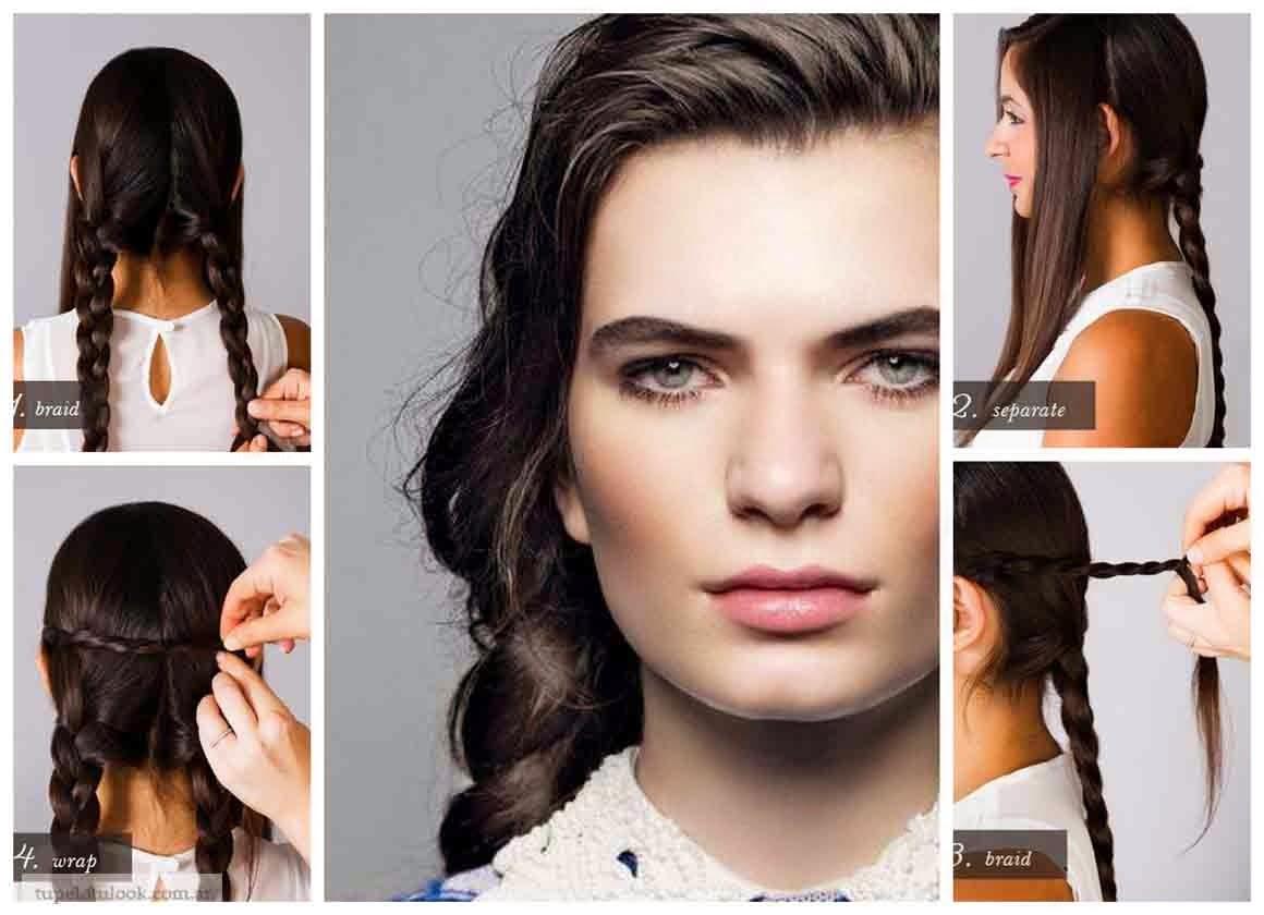 Tu pelo tu look cortes de pelo 2018 peinados 2018 las - Peinados paso a paso trenzas ...