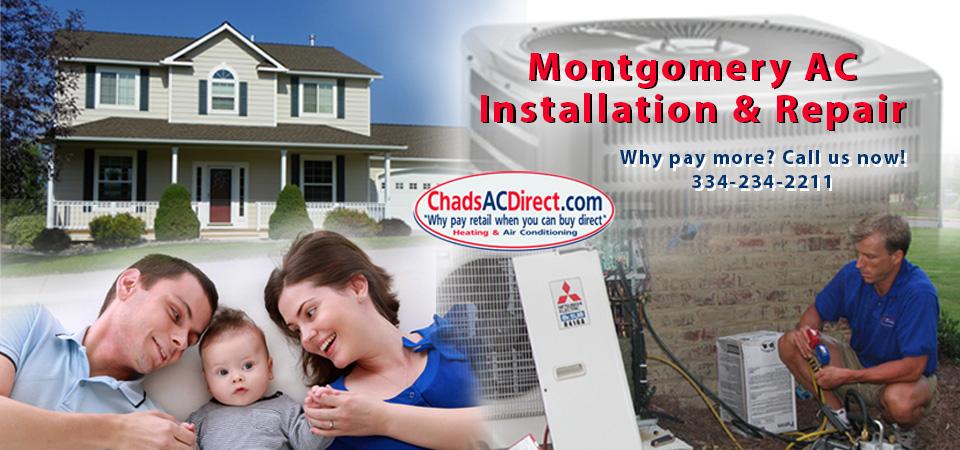 Montgomery AC Installation & Repair