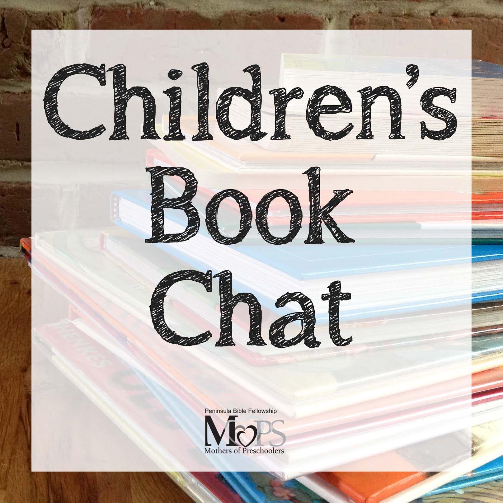 Children's Book Chat