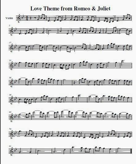 Violino Club: Love Theme From Romeo & Juliet