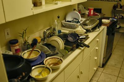 casa suja