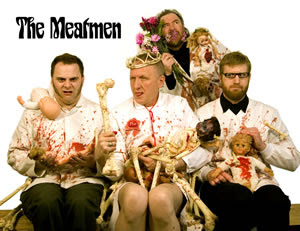 The Meatmen Announce April West Coast Tour & Book Signing