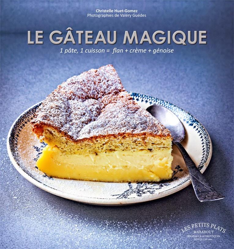 gâteau magique marabout