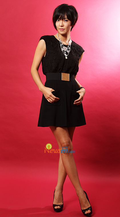 Korean Actress Kim So Yun