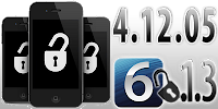 unlock 4.12.05 basebnad iPhone 4