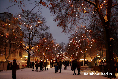 Marchés de Noël Insolites Berlin
