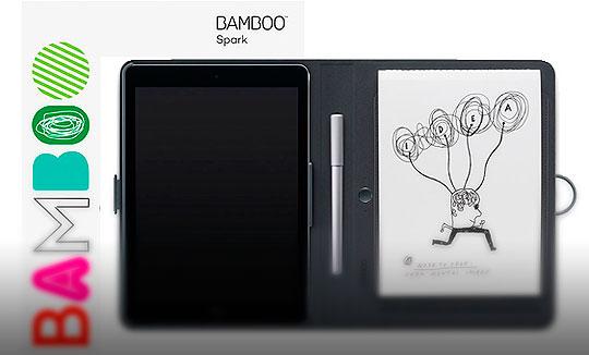 Novedad: Bamboo Spark: Captura, da forma y comparte