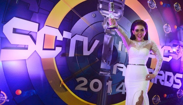 Hasil Pemenang SCTV Awards 2014 tadi malam