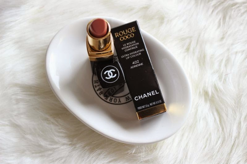 Chanel Rouge Coco Lipstick in Adrienne