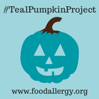 I Support the Teal Pumpkin Project