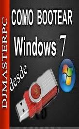 COMO GRABAR  WINDOWS 7 EN UNA USB CLIC A LA IMAGEN