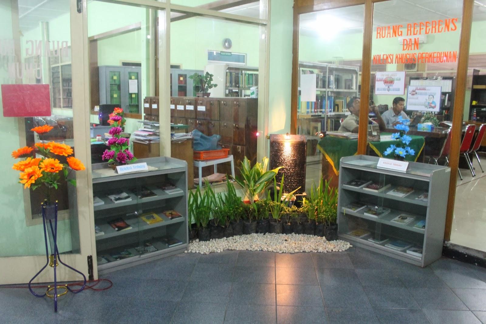 Koleksi Terbaru Perpustakaan