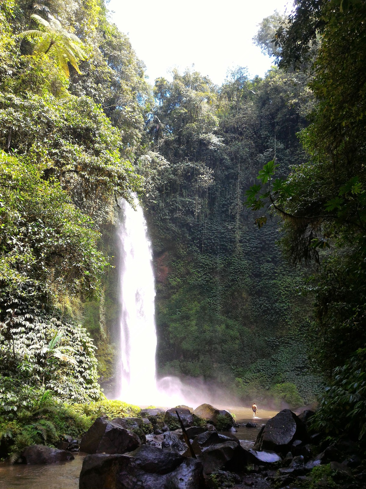 Nungnung Waterfall Cheap And Amazing Tour In Bali And East Java