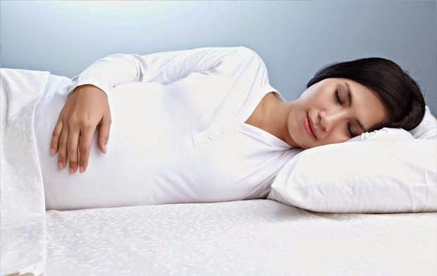 ibu hamil susah tidur