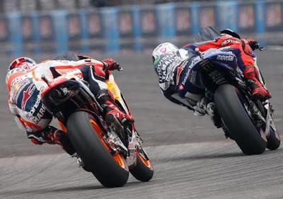 Marquez Kuasai FP2 Ceko, Tapi Lorenzo Masih Tercepat?