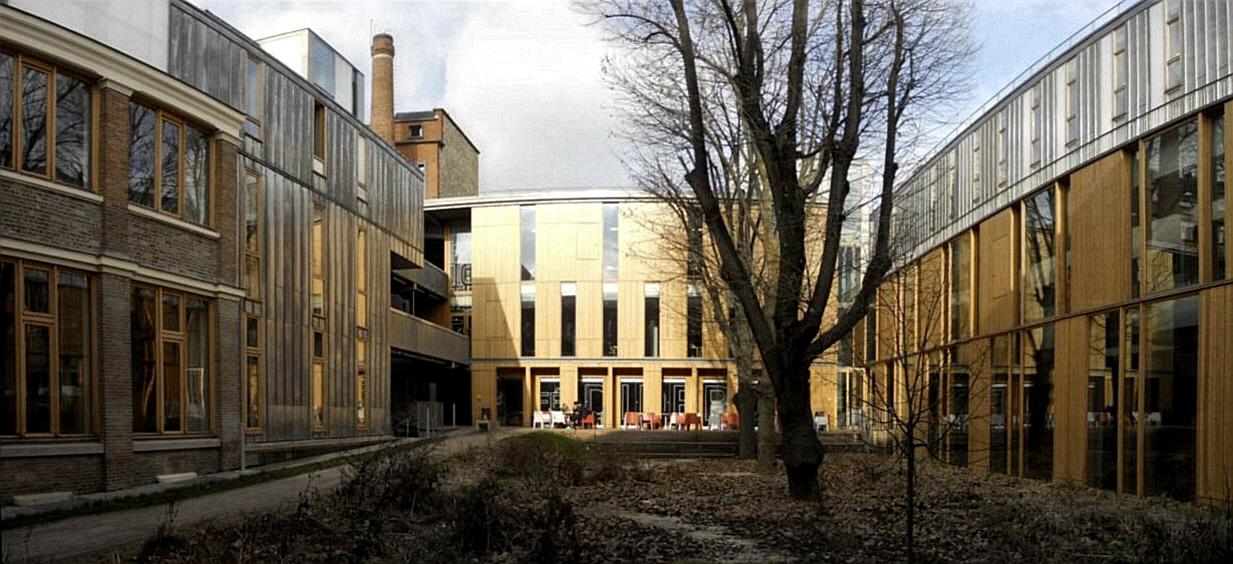 Le diapason architecture 142 ecole d 39 architecture for Ecole d architecture