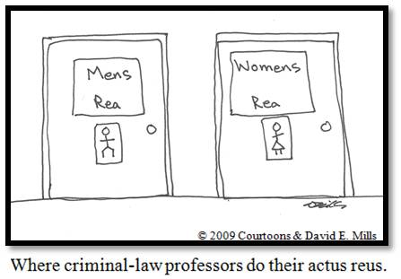 MMA and Law articles: Criminal Law and Mens Rea: Explained!