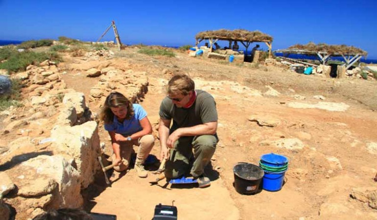 2015 Geronisos Island excavations completed