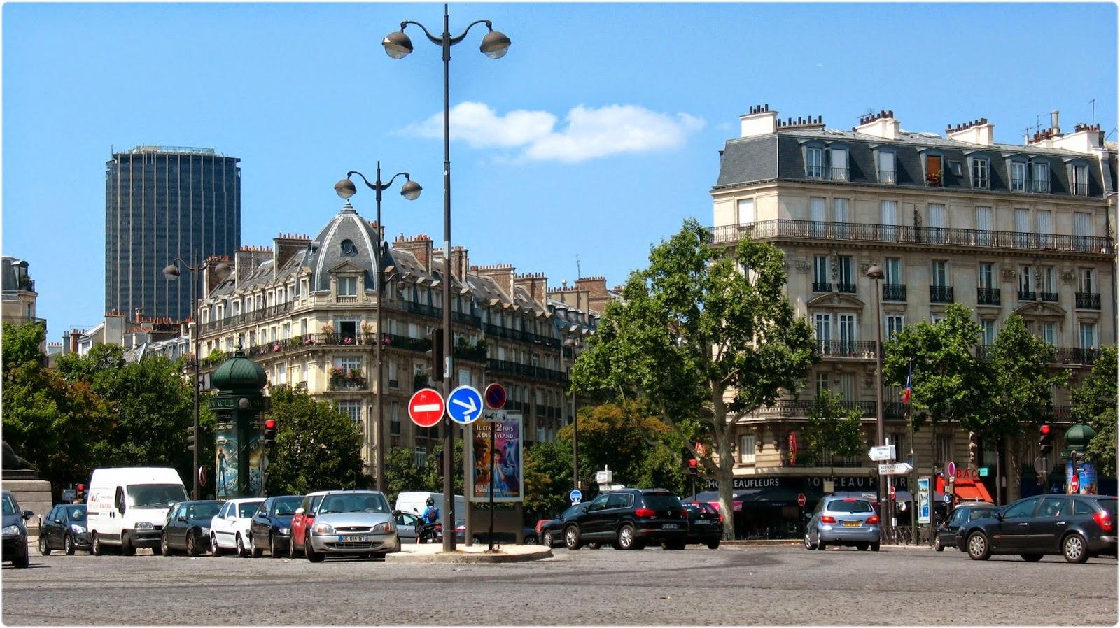 Place Denfert-Rochereau