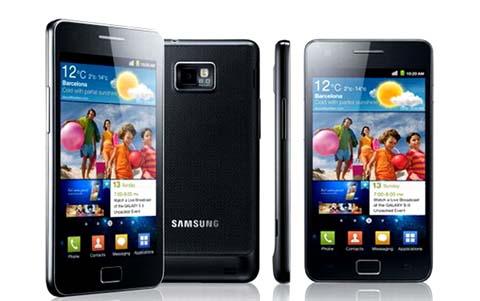 Samsung Galaxy S2 - Hp Android Terbaik