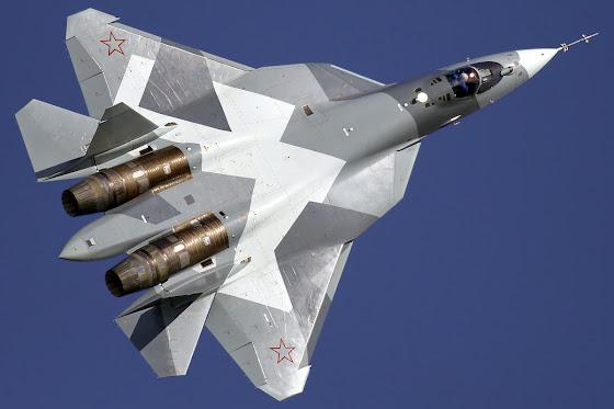 Su T-50 PAK-FA