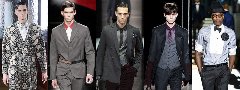 Fall fashion trends foto men