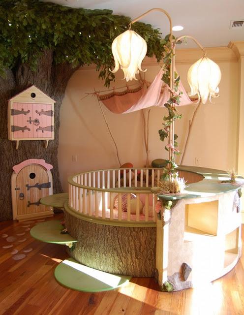 Παιδικό δωμάτιο Νεράιδα