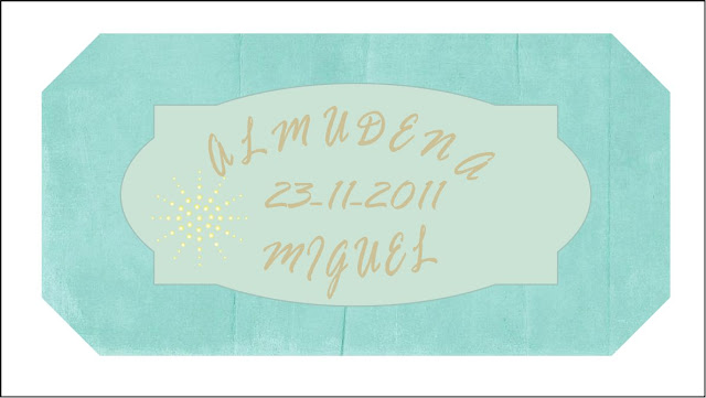 etiqueta de boda