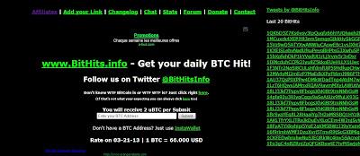 Free Bitcoin daily