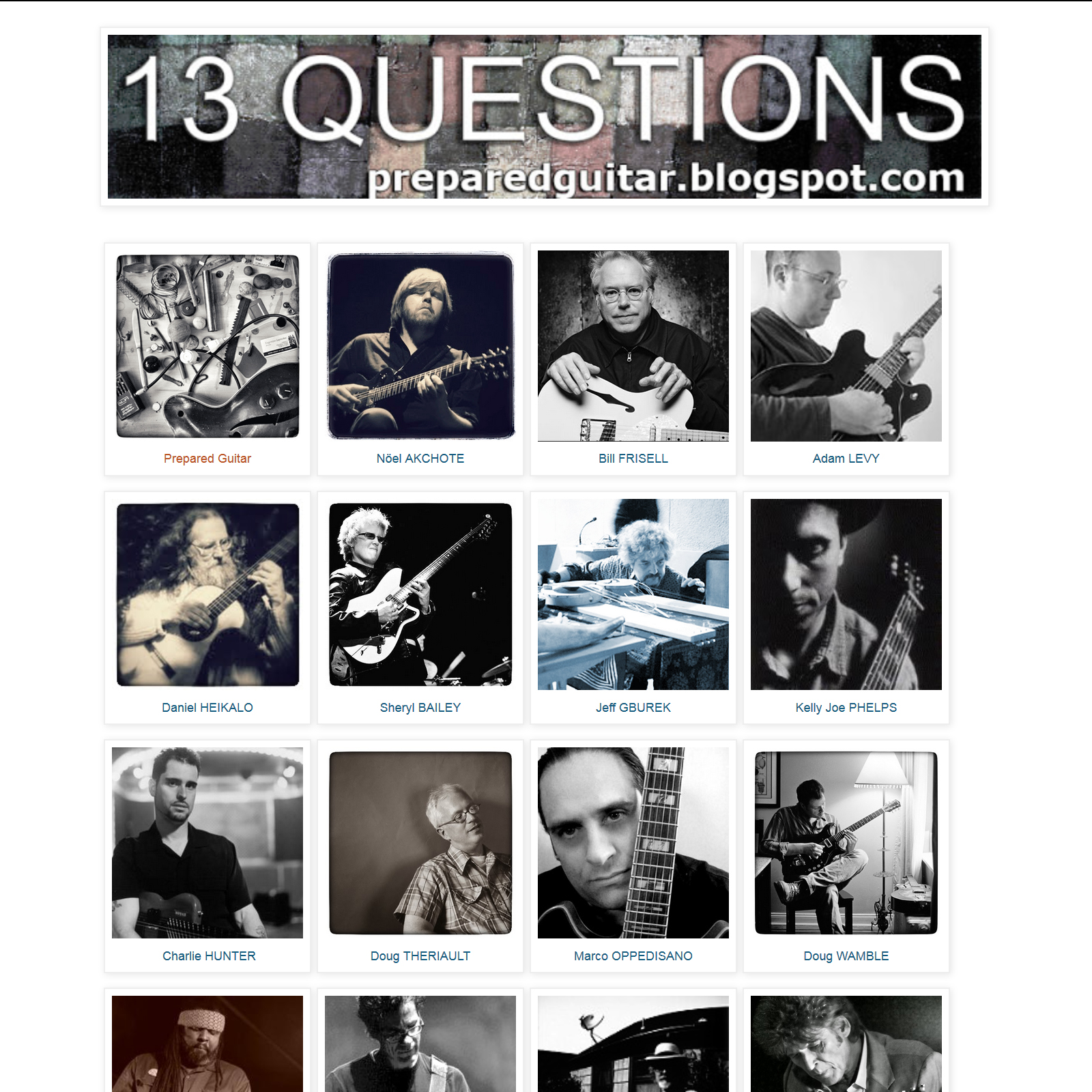 essential s in modern guitar through interviews the kelly joe phelps charlie hunter doug theriault marco oppedisano doug wamble a youngblood hart jon herington mike coykendall richard pinhas