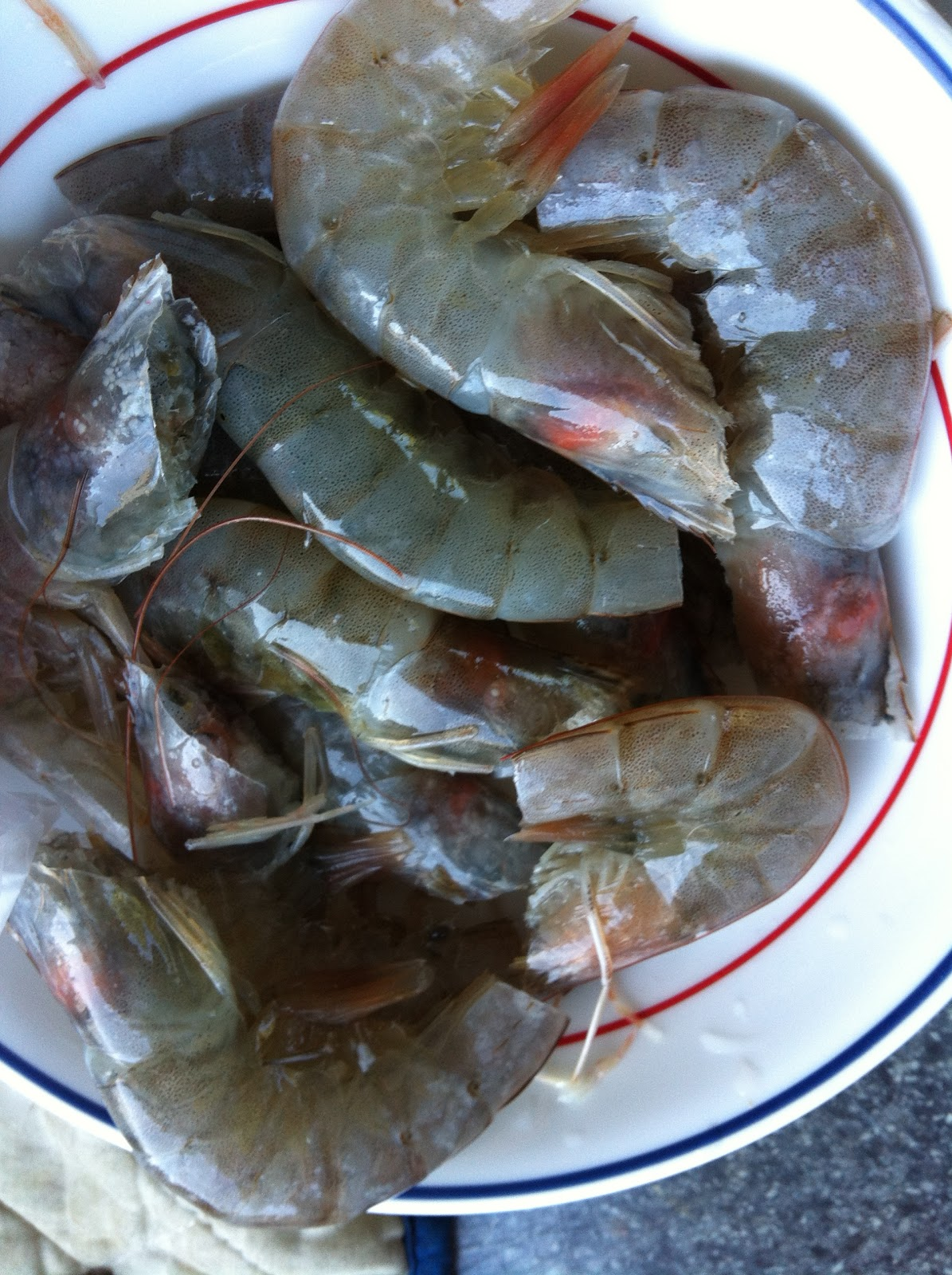 Tom Rim Thit Ba Roi (Caramel Shrimp with Pork Belly) - EDIT