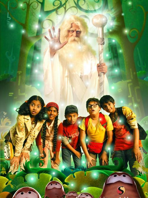 5ters-Castle of Dark Master (2011) Bollywood Upcoming Movie First Look Information
