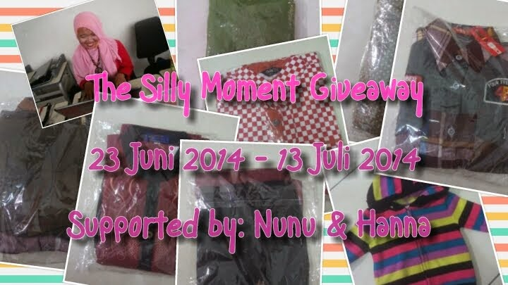 Silly Moment Giveaway