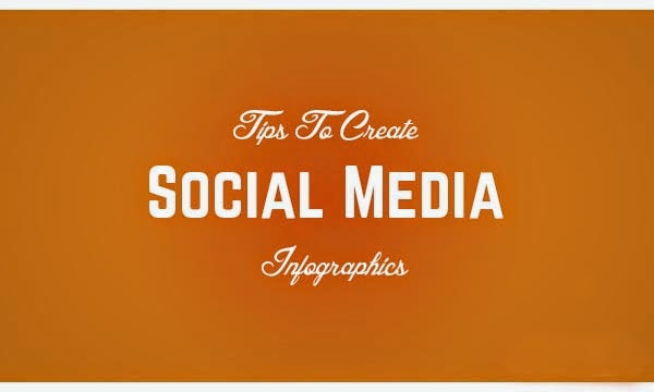 Tips for creating social media Infographic