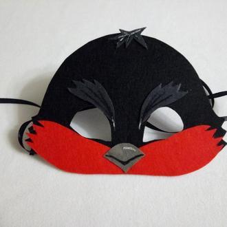 Как сделать маску ласточки своими руками 47