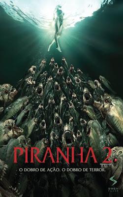 Piranha 2 - BDRip Dual Áudio
