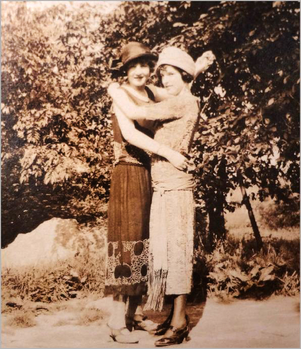 Gays and lesbians 1920