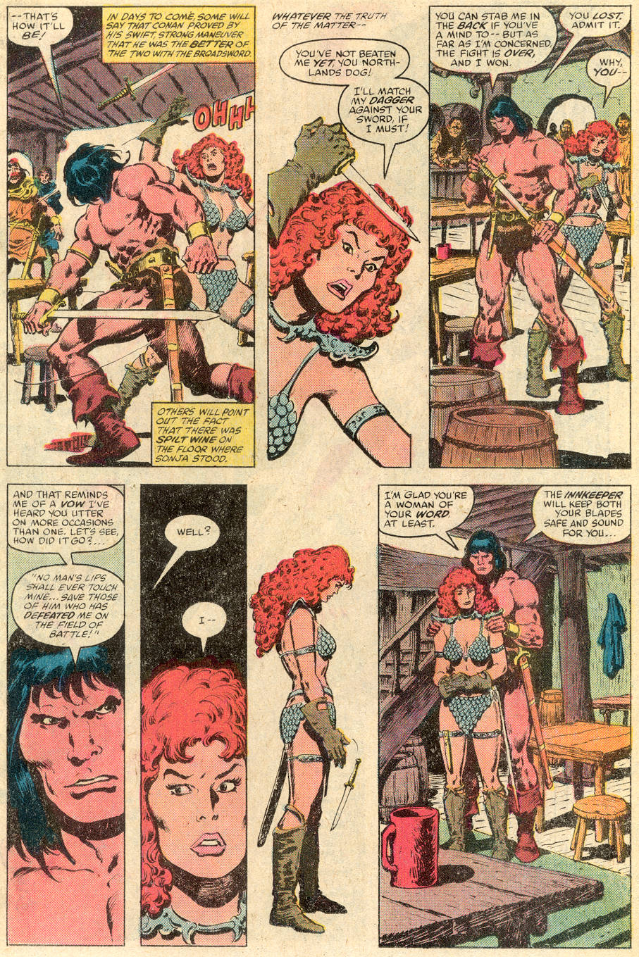 Conan the Barbarian (1970) Issue #115 #127 - English 10