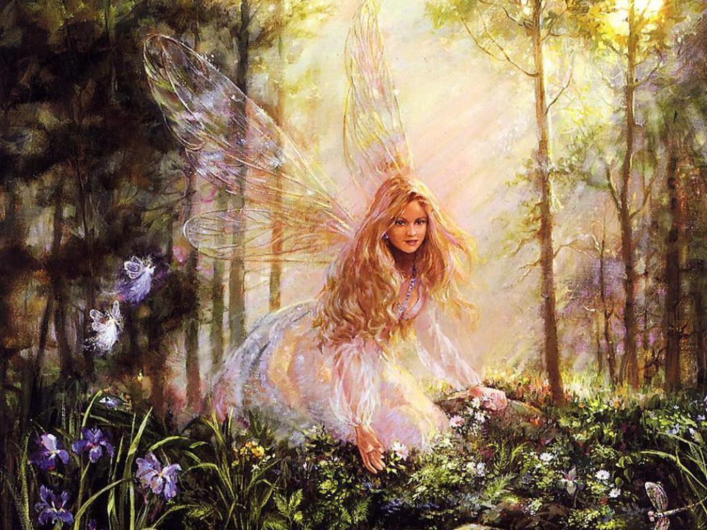 march 2012 fairy background wallpapers