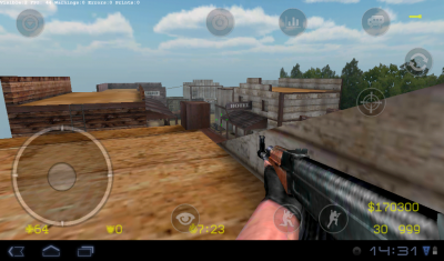 Counter Strike android oyunu