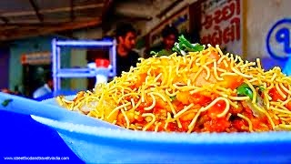 Bhel Making Amazing Indian Food By Street Food