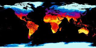 La temperatura della Terra cresce