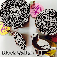 Blockwallah stamps