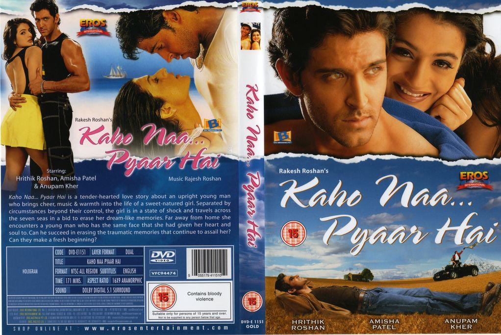 kahoo naa pyaar hai 2000 weng sub hindi movie watch