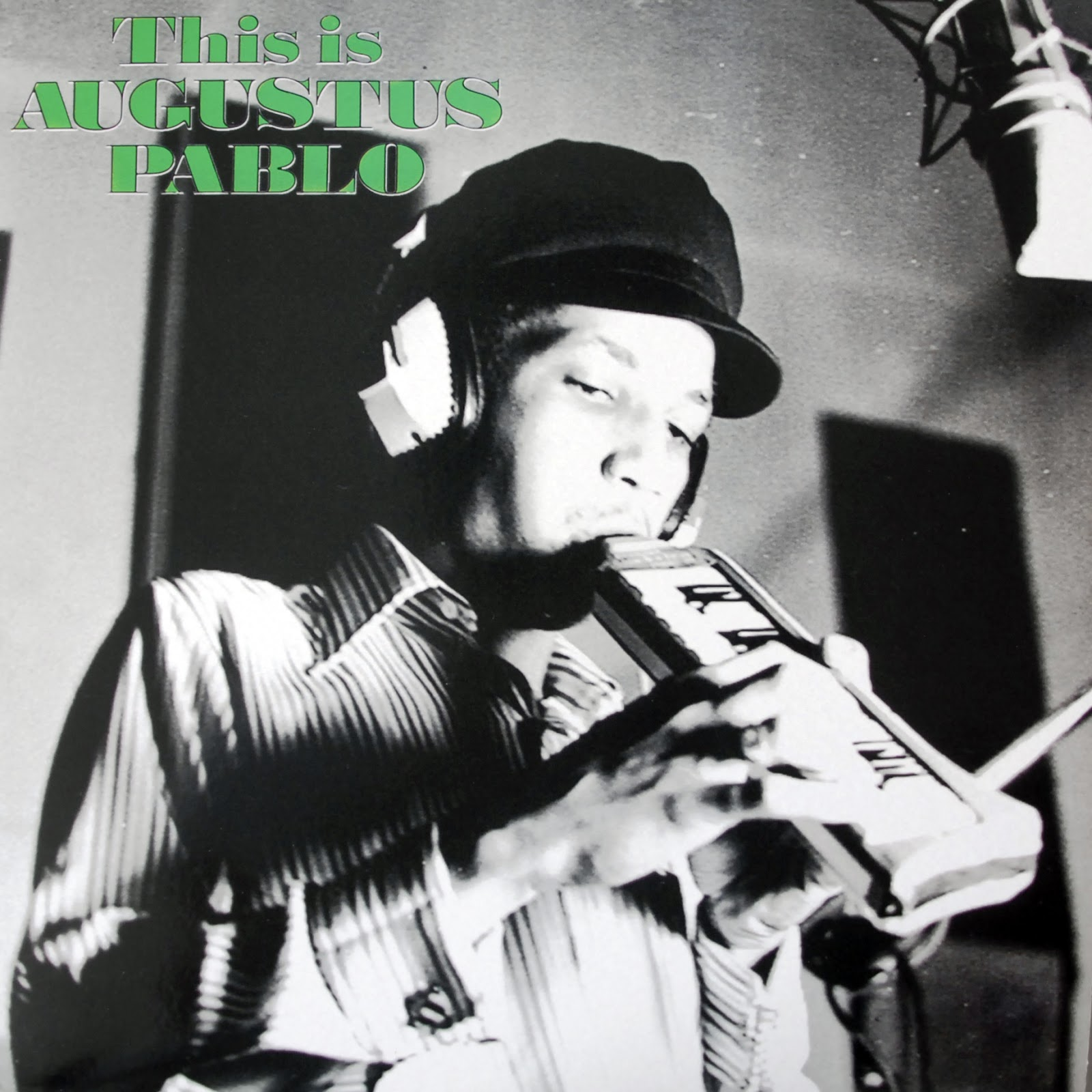 Augustus Pablo - Pablo All Stars Pablo and Rocker All Stars Pablo's Theme Song