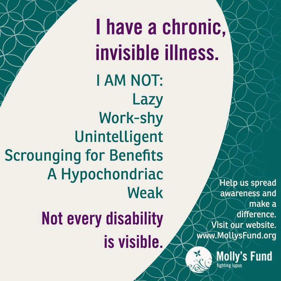 Tengo una enfermedad invisible